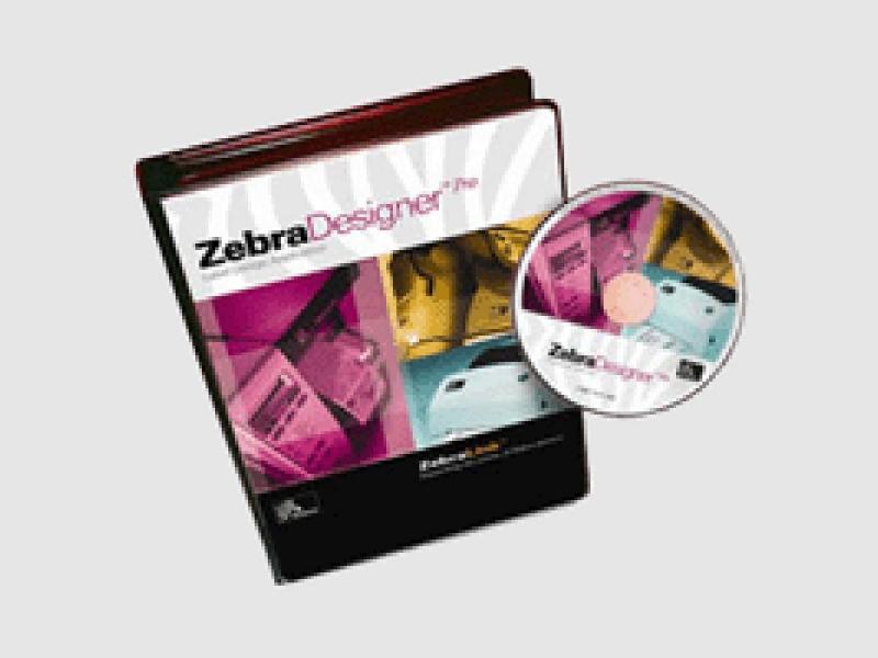 Oprogramowanie Zebra Designer