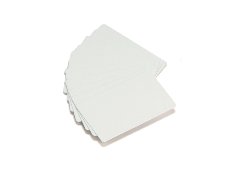 Zebra Karty plastikowe